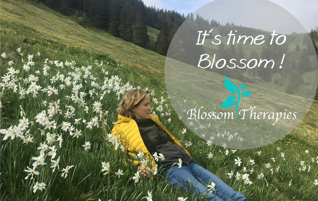 It's time to blossom!